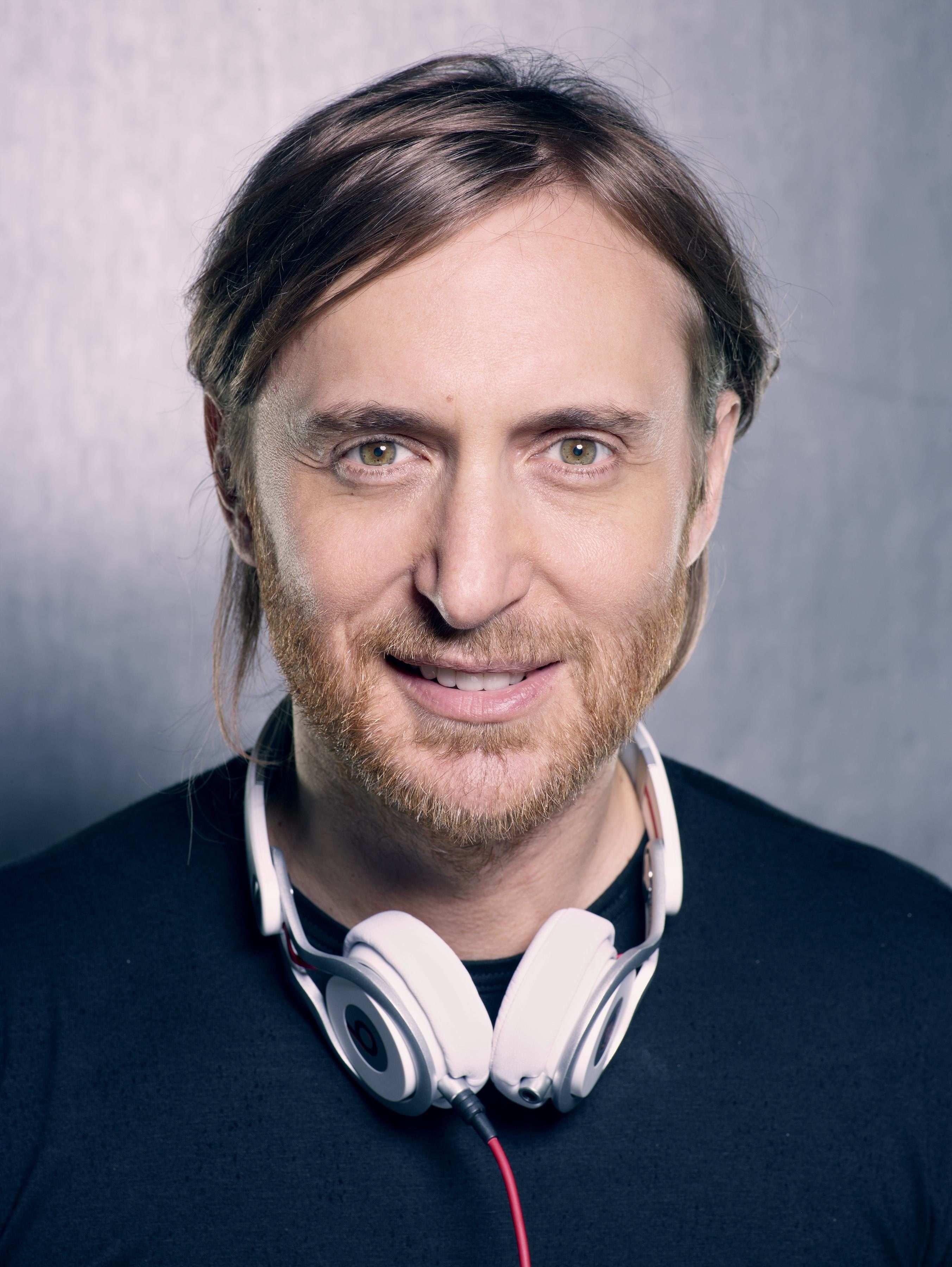 Así son las colaboraciones del nuevo disco de David Guetta