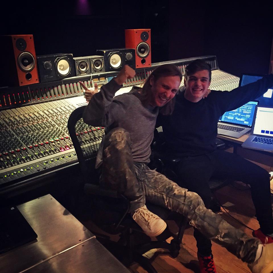 David Guetta & Martin Garrix ¡¡juntos!!