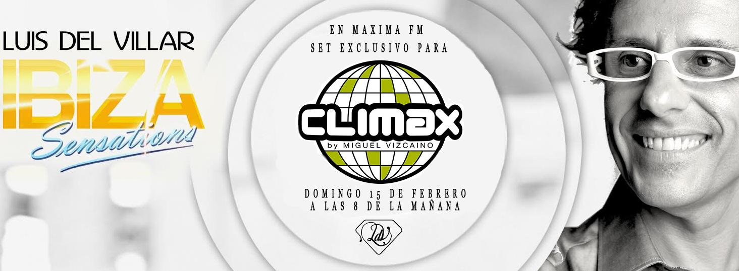 From Climax to Ibiza: Ibiza Sensations by Luis del Villar