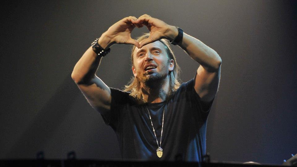 Maxima 51 Chart: Nº1 David Guetta