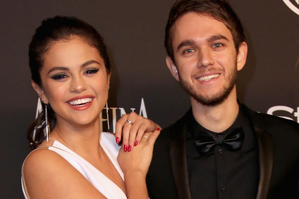 Así se lo montan Zedd y Selena Gómez en EE.UU