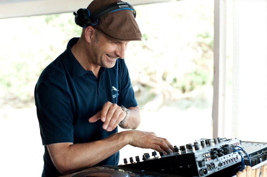 From Climax to Ibiza: Lorenzo Aldino, puro sonido Beach Club