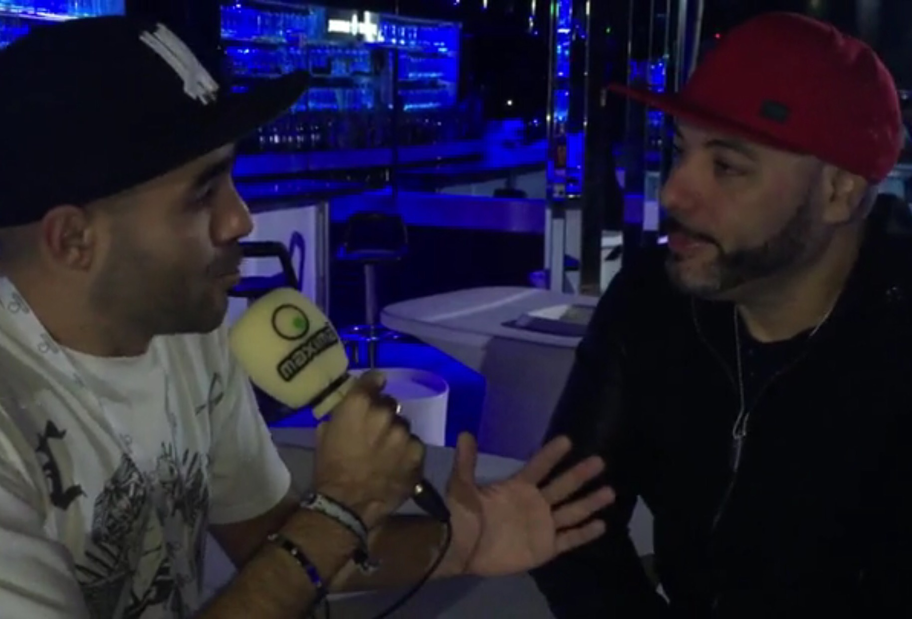 Entrevista exclusiva a Roger Sánchez.