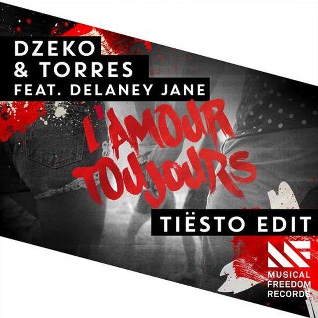 Maxima 51 Chart: Nº1 Dzeko & Torres Ft. Delaney Jane (Tiësto Edit)