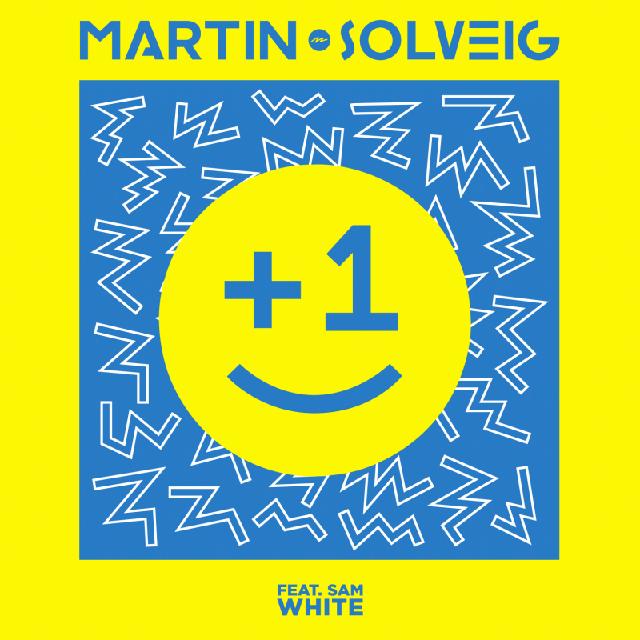 Maxima 51 Chart: Nº1 Martin Solveig Ft Sam  White +1