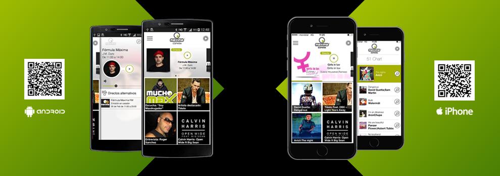 APP-tualízate!!! Descárgate la nueva aplicación de Maxima en tu smartphone
