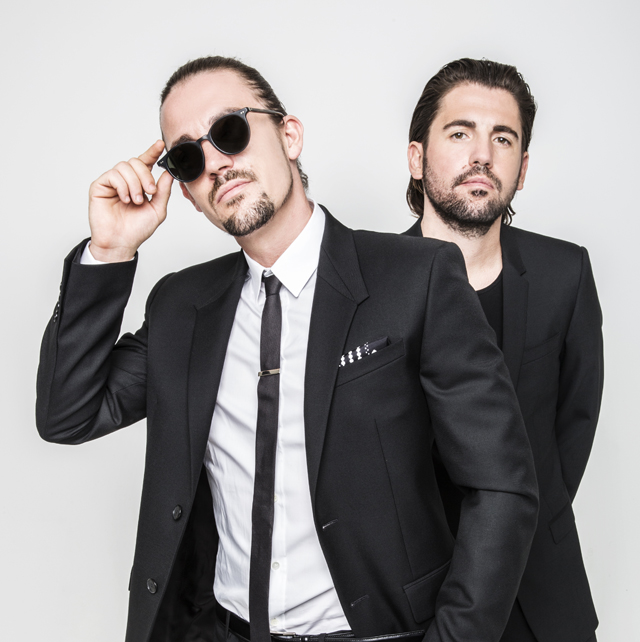 In Sessions: Dimitri Vegas & Like Mike - Especial Blanco y Negro Music