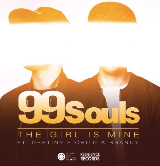Maxima 51 Chart: Nº1 99 Souls The girl is mine