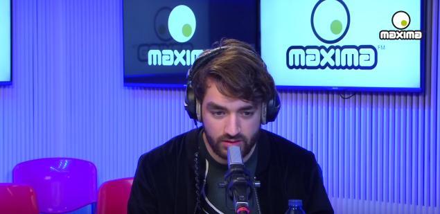 Oliver Heldens se atreve a jugar con MaximaFM