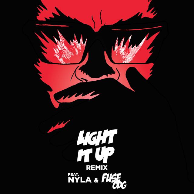 Maxima 51 Chart: Nº1 Major Lazer Ft. Nyla - Light it up (Fuse ODG rmx)