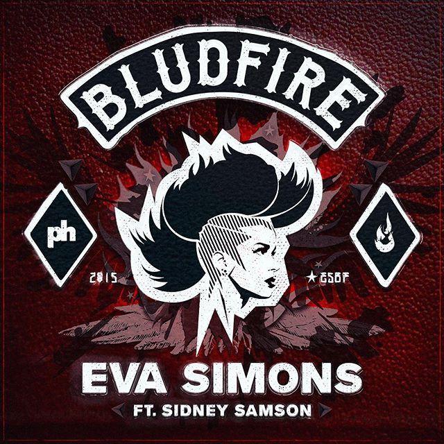 Maxima 51 Chart: Nº1 Eva Simons & Sidney Samson - Bludfire