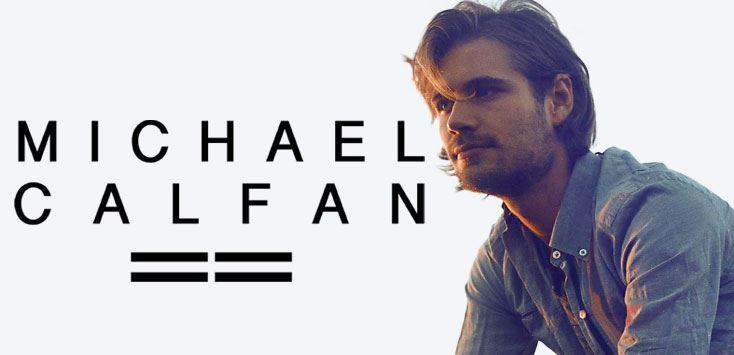 Michael Calfan estará en Climax este domingo