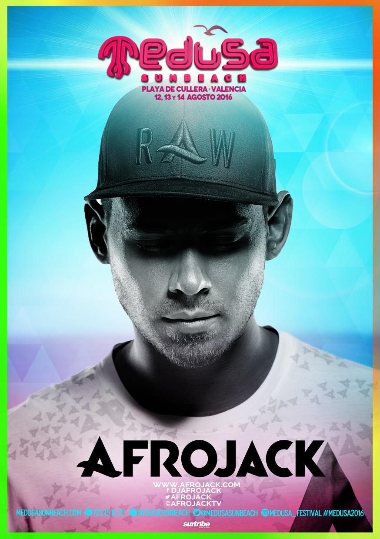 Últimos confirmados para Medusa Sunbeach Festival: Afrojack y Supersubmarina