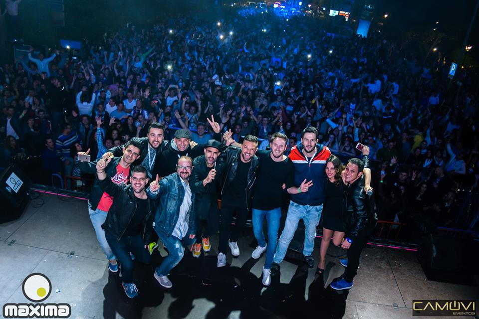 Más de 35.000 personas disfrutaron de Maxima Corpus 2016