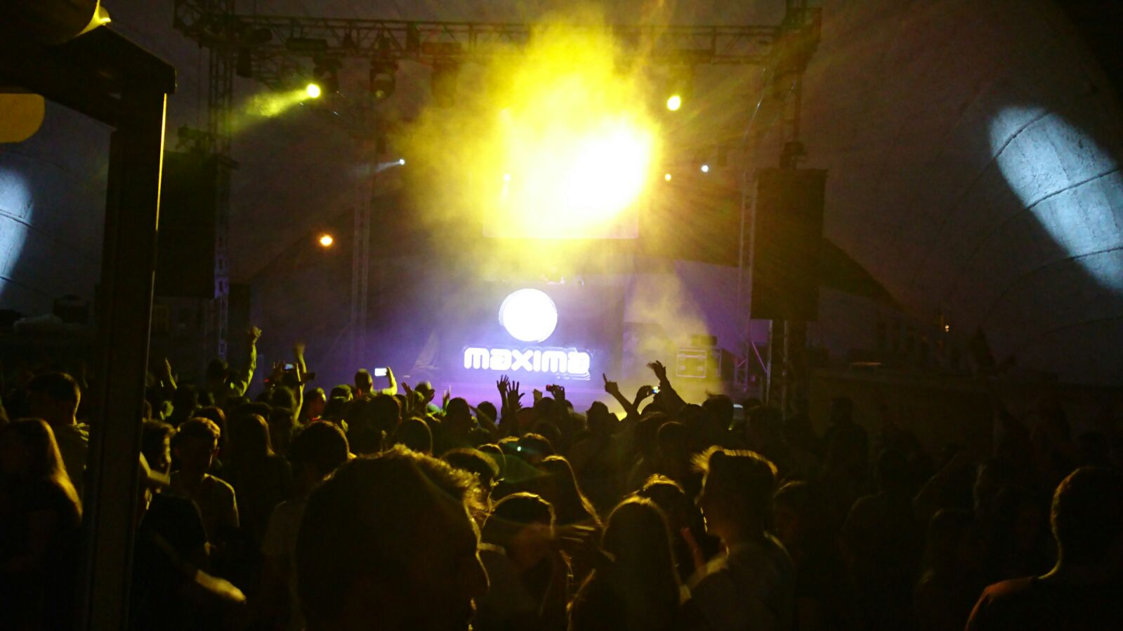 MaximaFM se suma a las Fiestas de la Primavera de Hortaleza (Madrid)