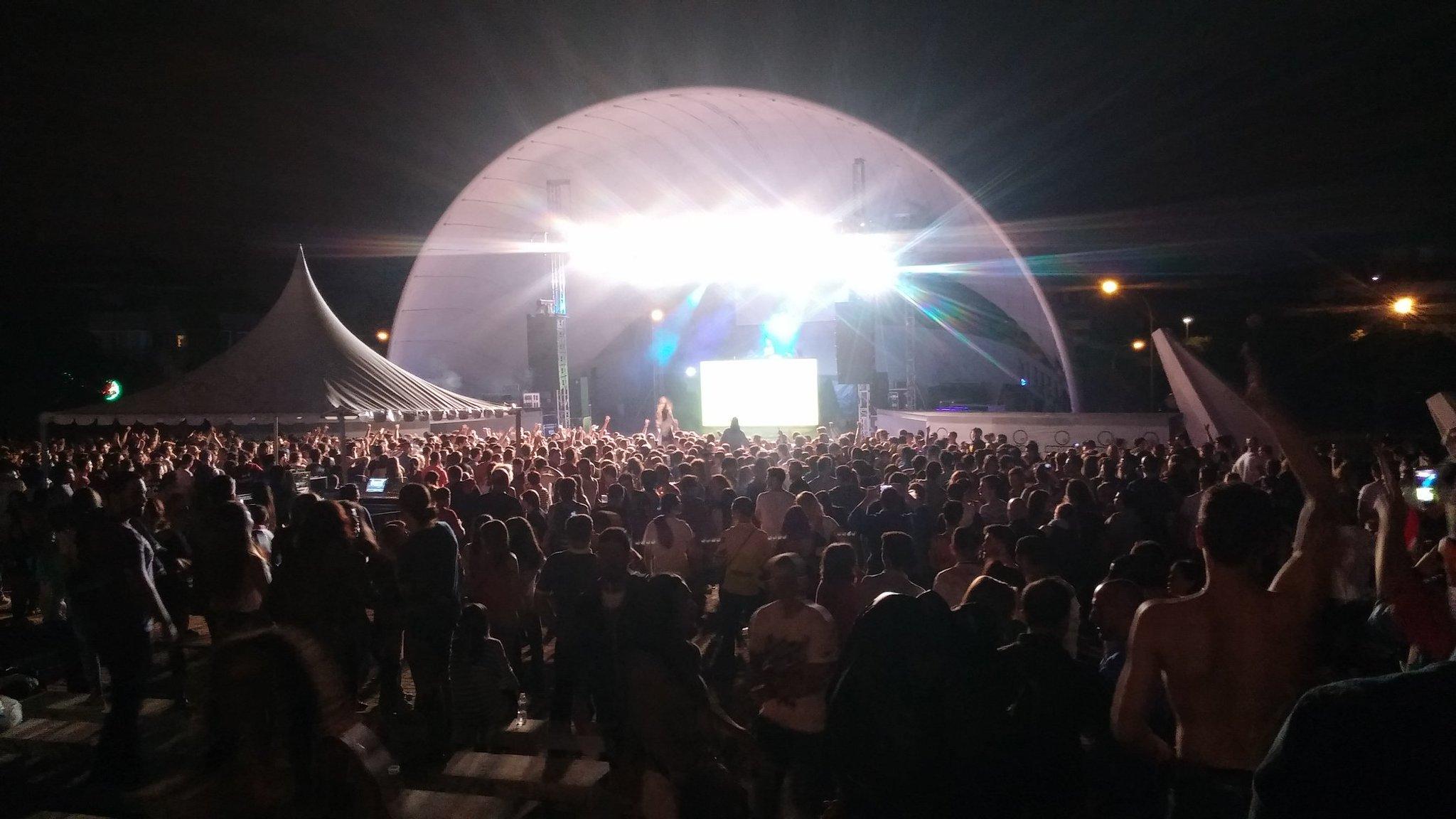 Madrid vibró al ritmo de MaximaFM en Hortaleza