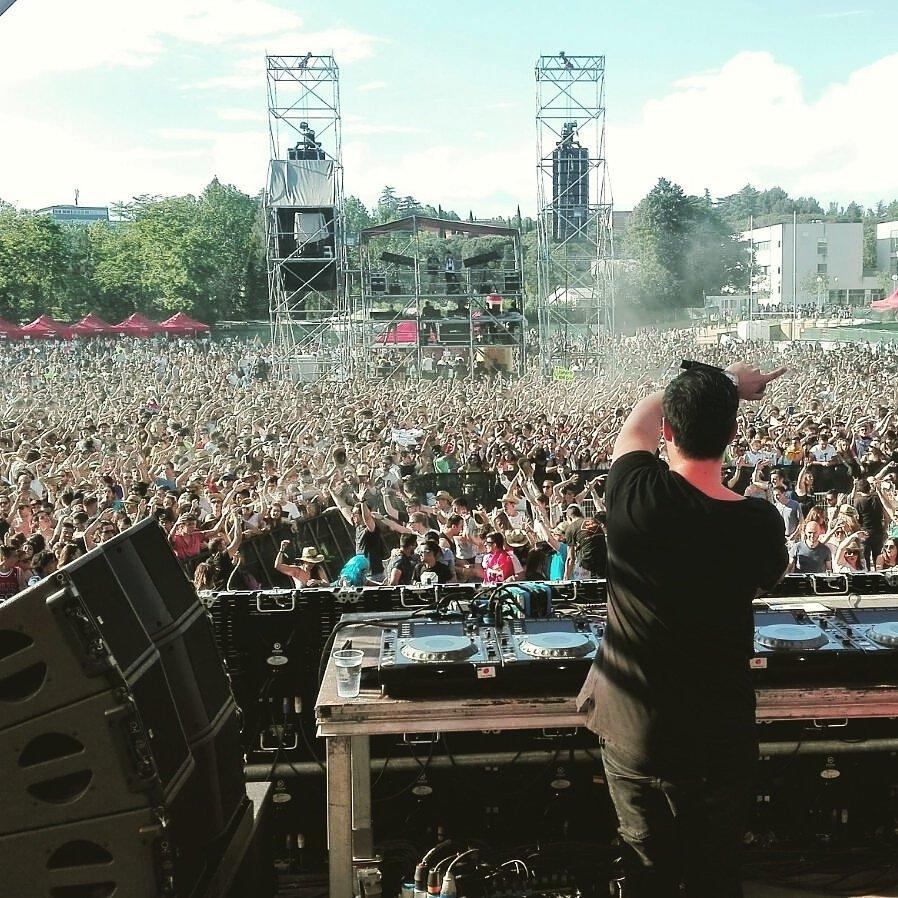 Así vivimos el festival Utopía desde MaximaFM