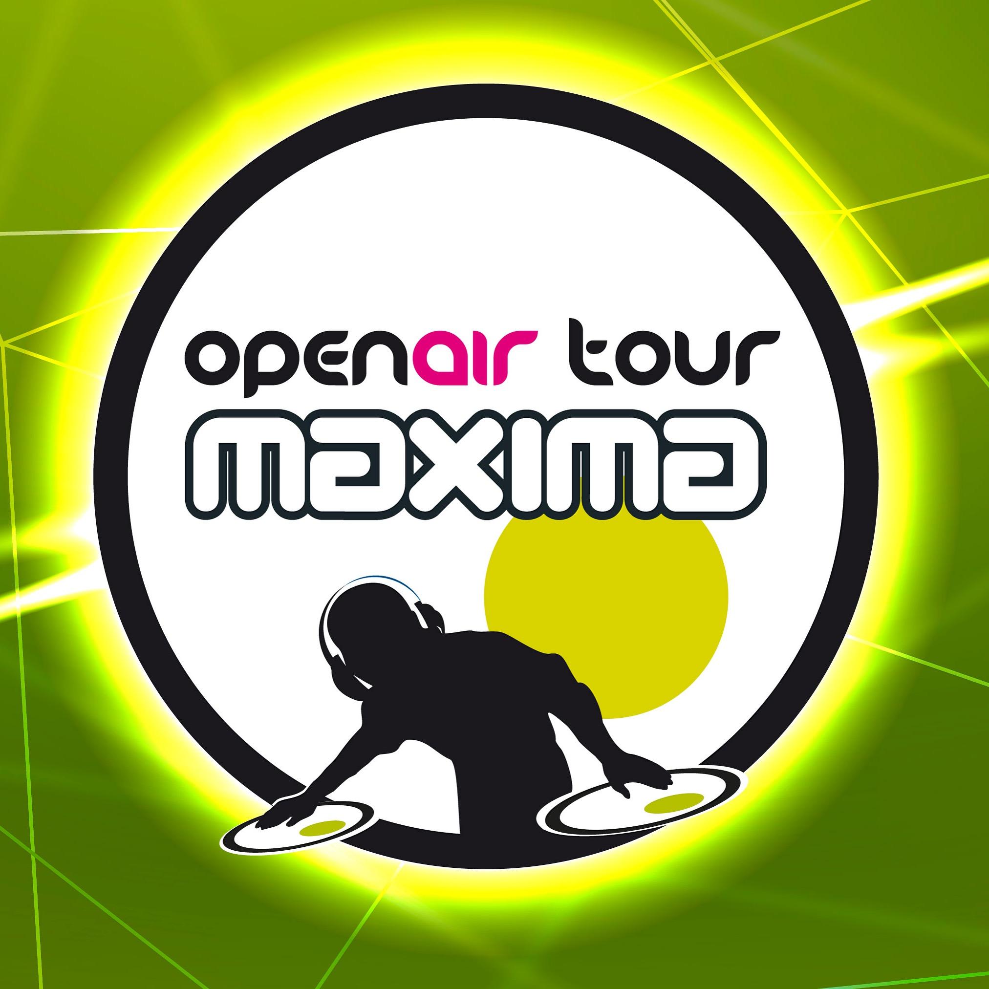 Consulta las fechas y ciudades de 'Maxima Open Air Tour 2016'