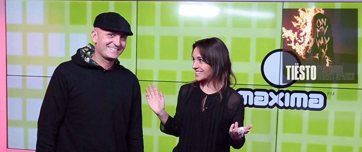 Maxima 51 Play trae los videoclips de Sound Of Legend, Oliver Heldens y Tiësto