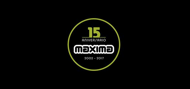 ¡Hoy es el cumpleaños de MaximaFM!