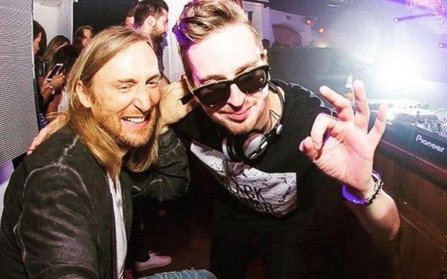 Maxima 51 Chart: Nº1 Robin Schulz & David Guetta Ft. Cheat Codes - Shed a light.