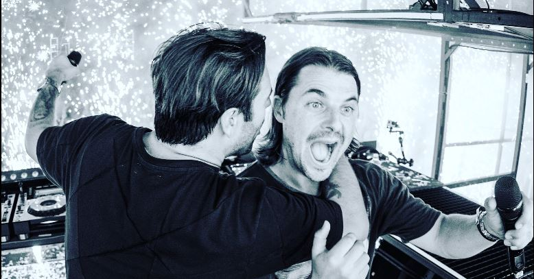 Axwell Λ Ingrosso publican su nuevo EP: More Than You Know