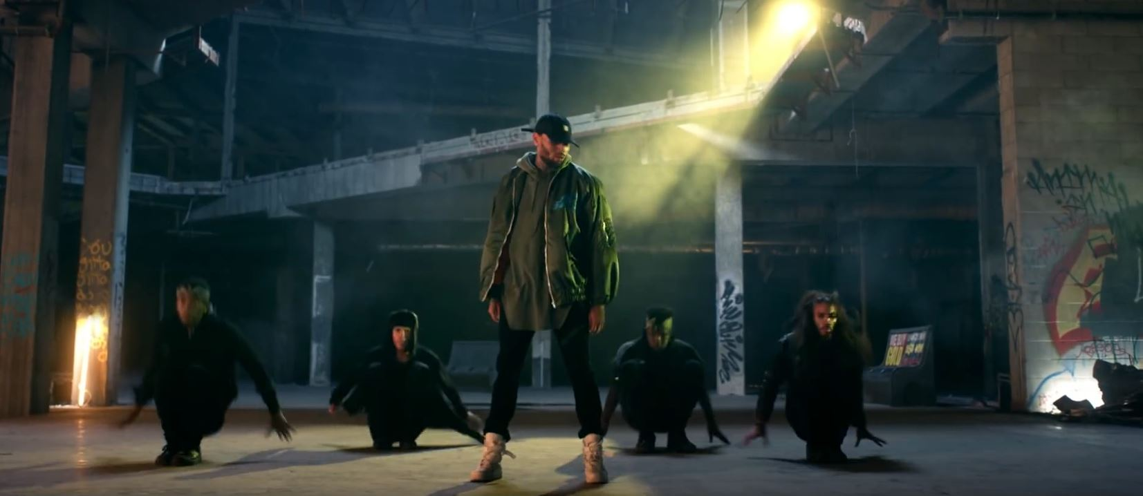 Calvin Harris, Steve Aoki o Chris Brown suenan en Funk & Show