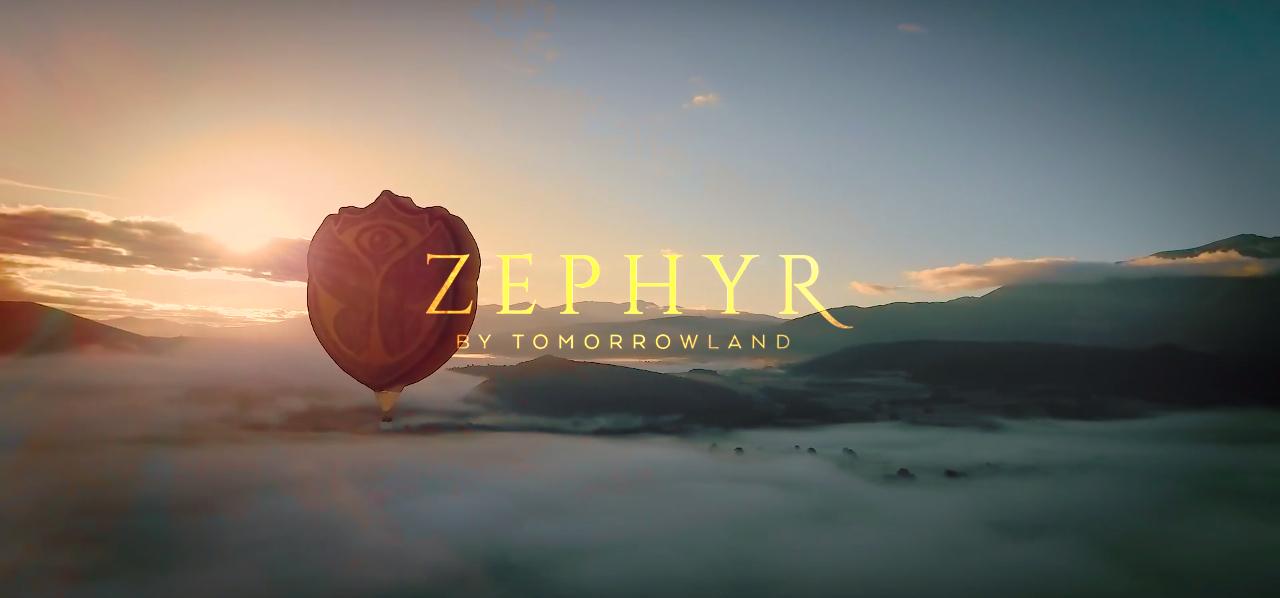 ZEPHYR, el globo de TOMORROWLAND, levanta el vuelo en Ibiza
