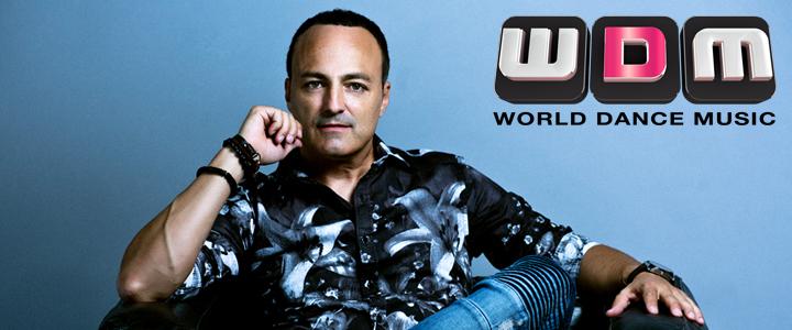 Luis López estrena el jueves World Dance Music en MaximaFM: