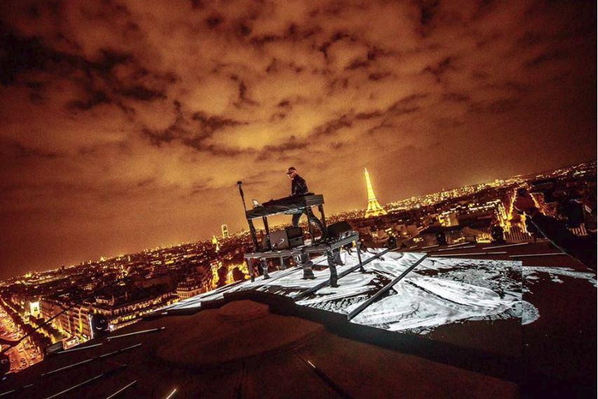 La impresionante actuación de DJ Snake en Francia