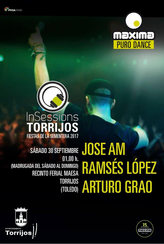 Fiesta MaximaFM In Sessions en Torrijos