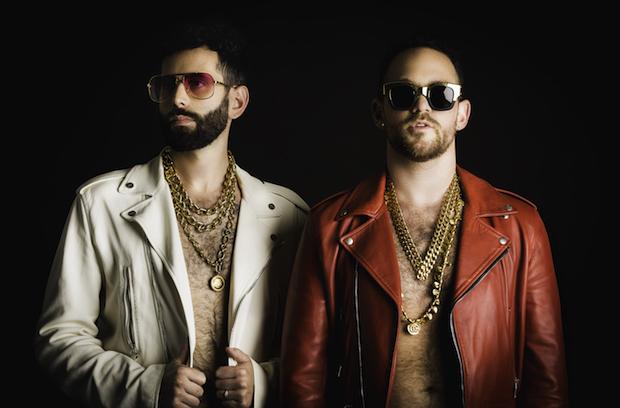 El dúo americano Soul Clap se estrena esta noche en el Climax de Maxima FM