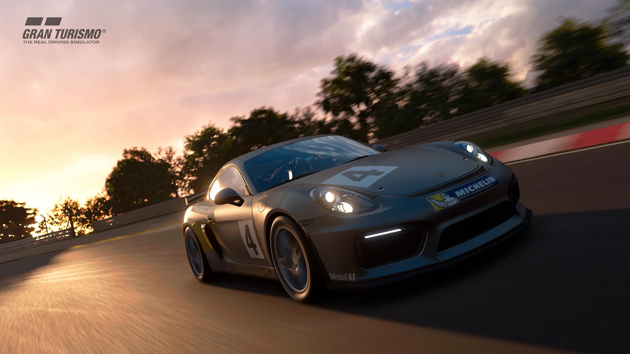 Los cochazos de Gran Turismo Sport