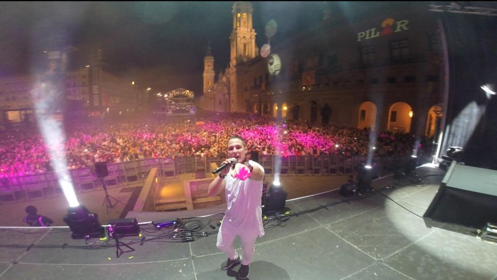 Zaragoza nunca falla... ¡Éxito absoluto de Maxima Independance!