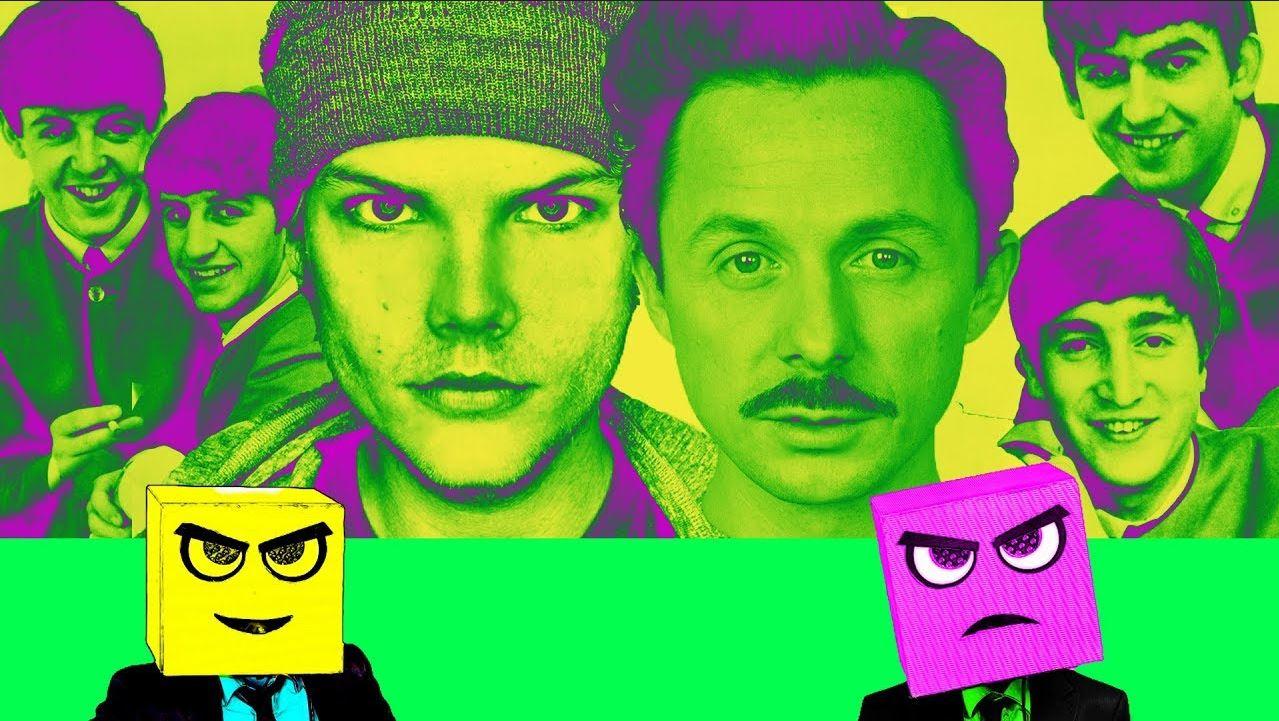 ¿Imaginas a Avicii, Los Beatles y Martin Solveig en la misma canción?