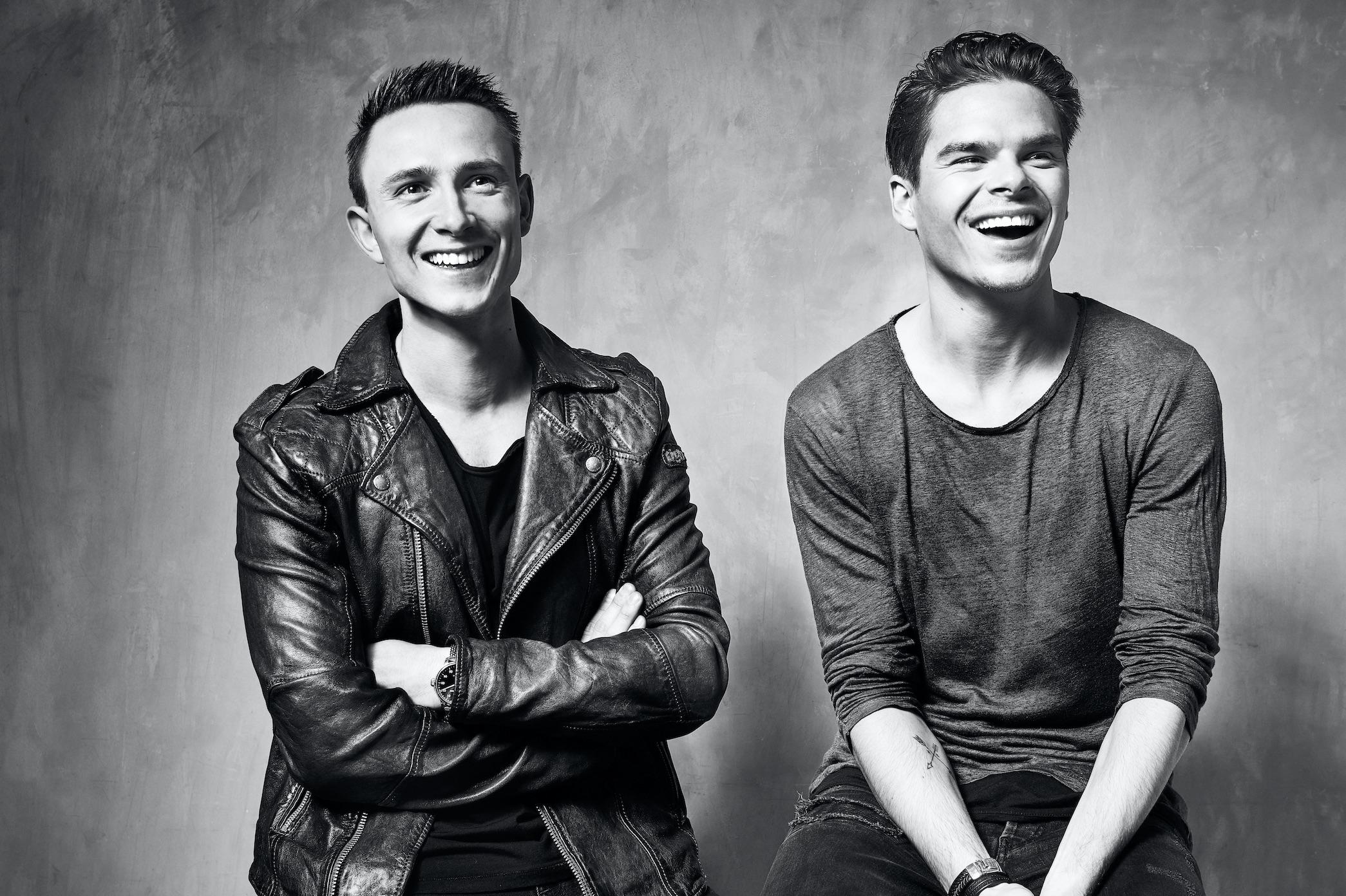 El vídeo de 'Keep Your Head Up' de Lucas & Steve es un canto de amor a los hermanos