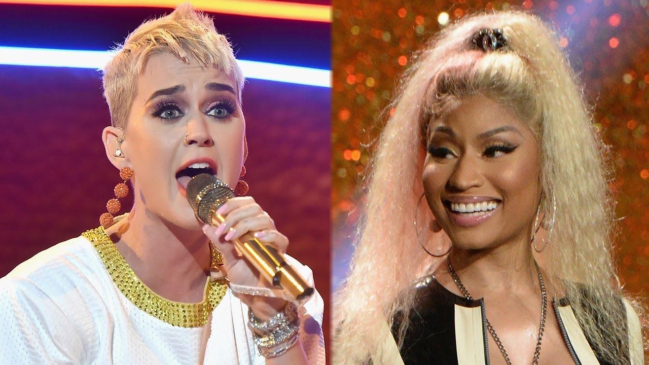 Maxima 51 Chart: Nº1 Katy Perry, Nicki Minaj (Valentino Khan)