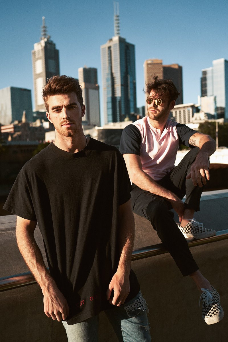 Grammy 2018: ¡The Chainsmokers, Zedd y 'Cola' de Camelpath nominados!