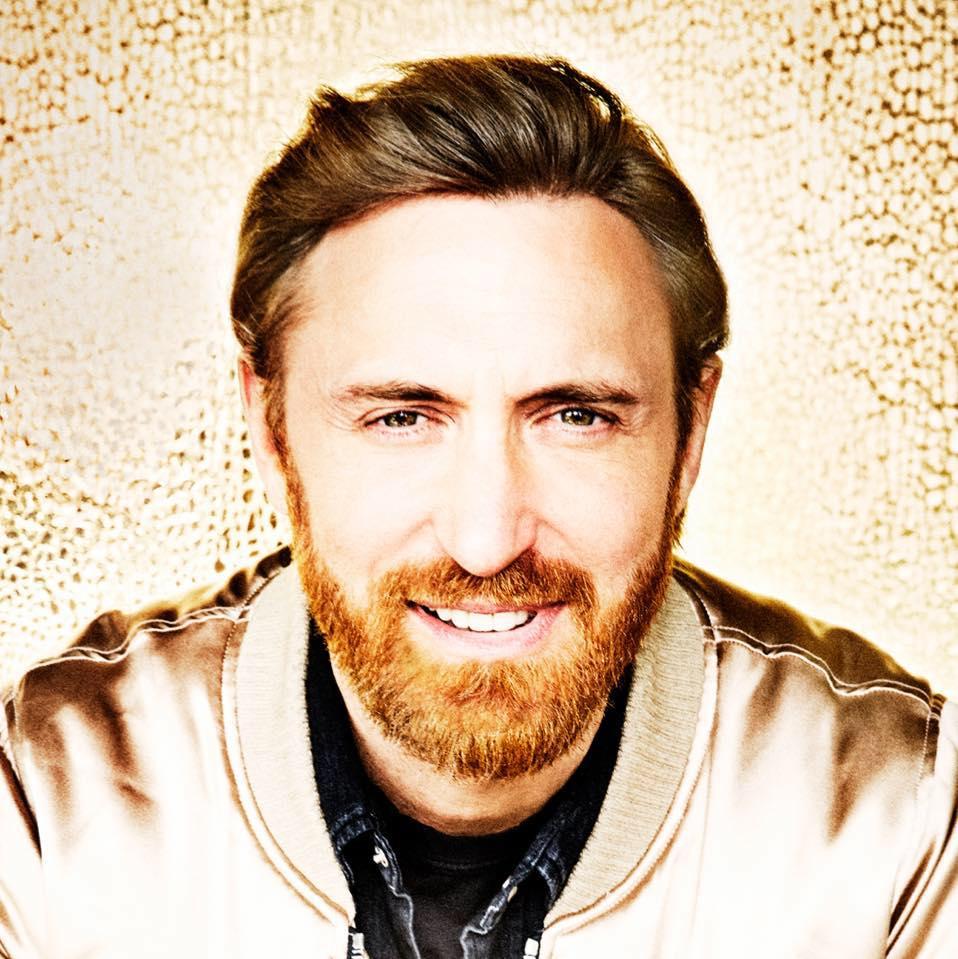 David Guetta Robin Schulz y Subshock and Evangelos en el VIP