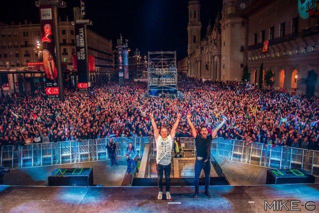 Abel Ramos y Albert Neve invitados en Maxima 51 VIP