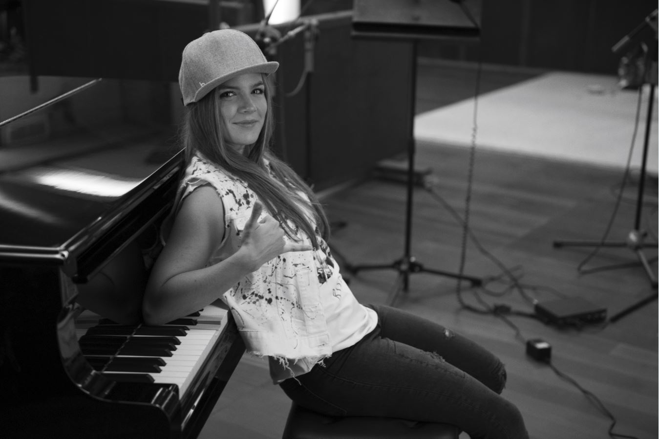 Sophie Francis Nº1 de Maxima 51 Chart con Hearts of gold