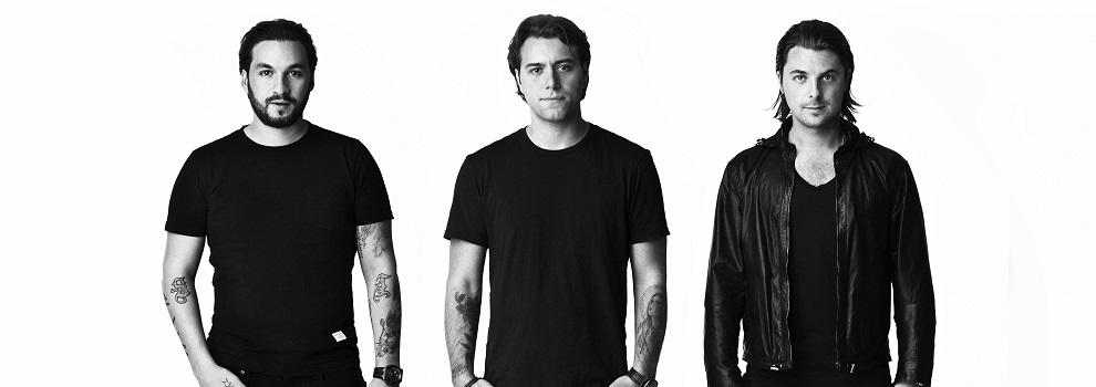 ¿Está Swedish House Mafia de nuevo en el estudio?