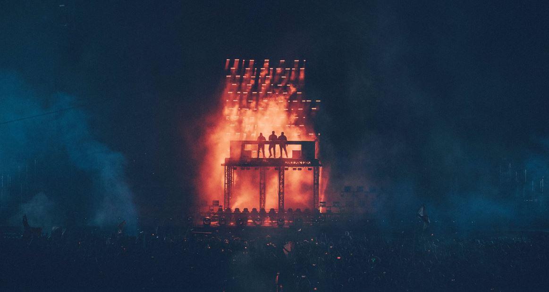 ¡Swedish House Mafia ha vuelto! ¿Cuándo será su próxima actuación?