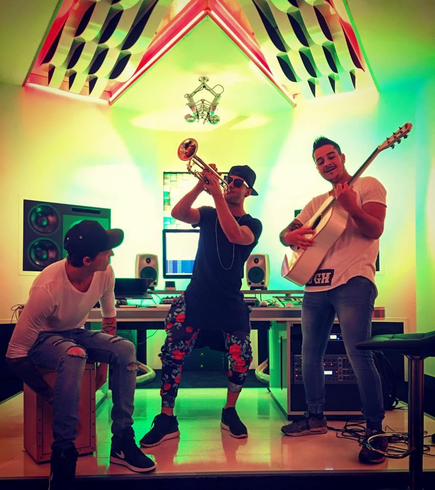 Timmy Trumpet y Blasterjaxx en Maxima 51 VIP
