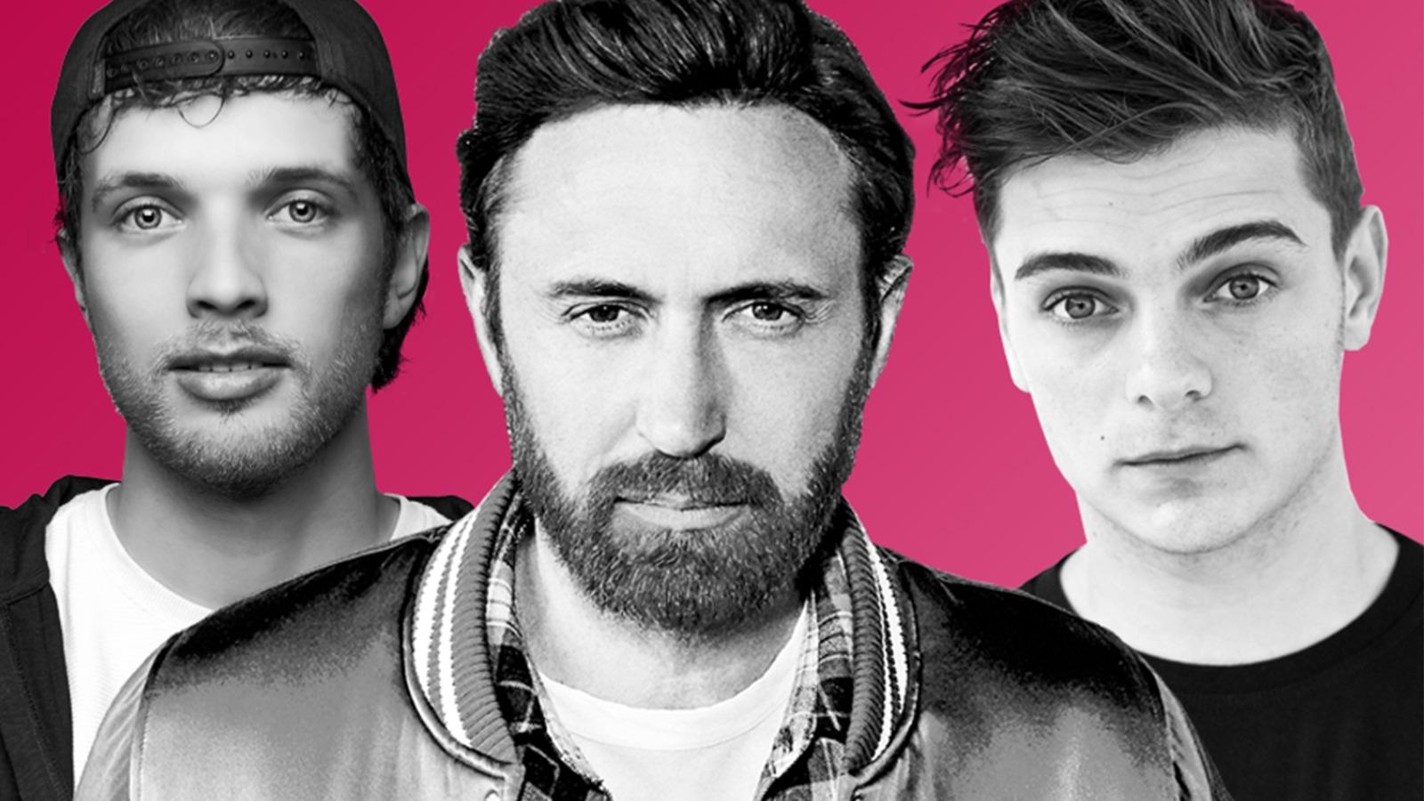 Maxima 51 Chart Nº1 David Guetta, Martin Garrix and Brooks