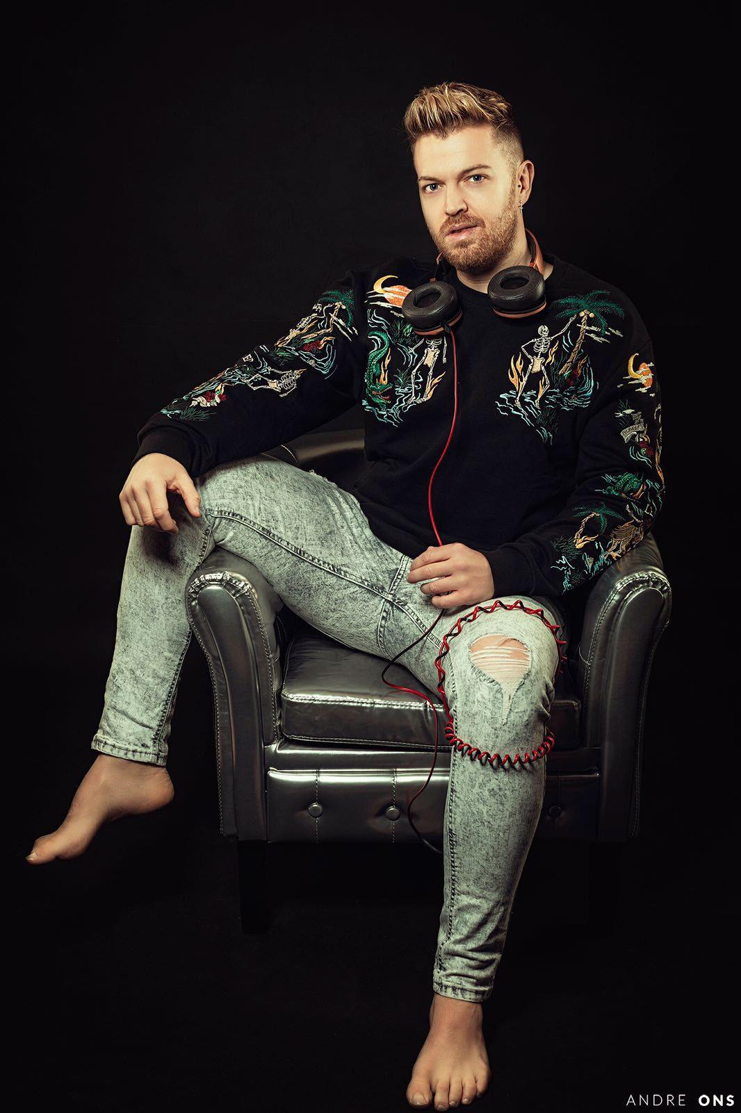 David Pop estrena single en Maxima 51 VIP