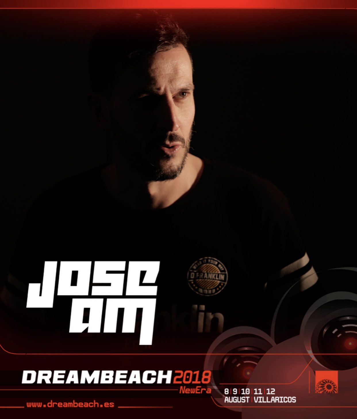 La bienvenida y la pool party de Dreambeach 2018 tendrá sabor a Máxima FM