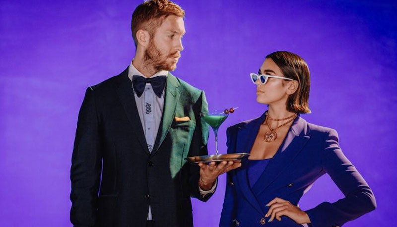 Calvin Harris y Dua Lipa repiten Nº1 en Maxima 51 Chart