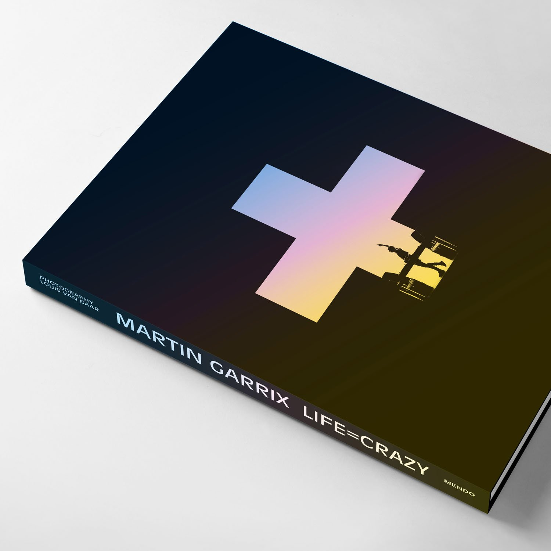 Así será el libro de Martin Garrix, Life = Crazy