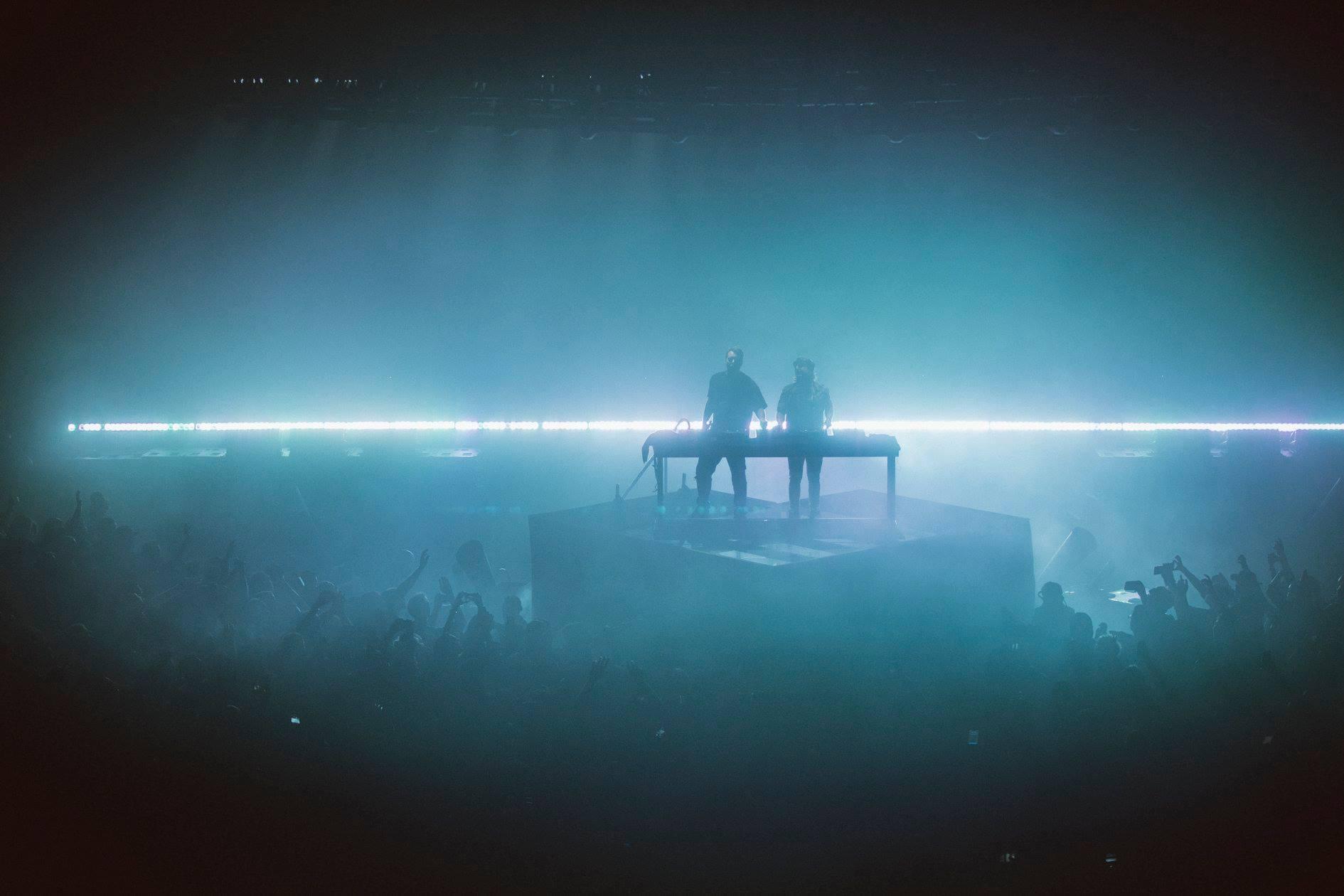 Axwell e Ingrosso repiten Nº1 en Maxima 51 Chart.